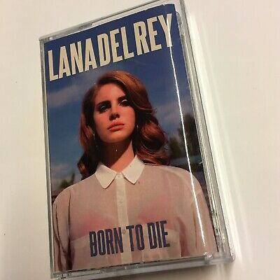 Lana Del Rey - Born To Die (shipping available from feb. 19th)
