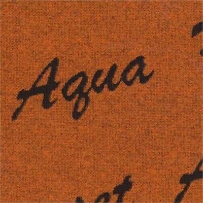 Permaset Aqua Supercover 300ml Encre D'imprimerie - Orange - Fabric Printing Ink