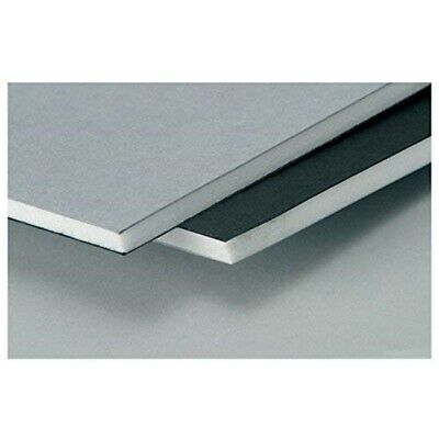 Black/grey Foamboard - 5mm A4 (20 Sheets)