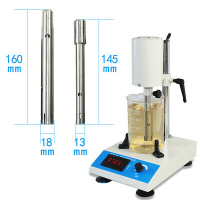 Adjustable High Speed Emulsifying Homogenizer Laboratory Dispenser 220V 300W