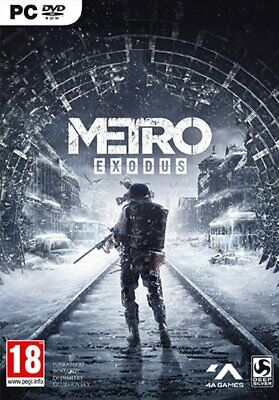 Metro Exodus - Day One Edition PC - totalmente in italiano