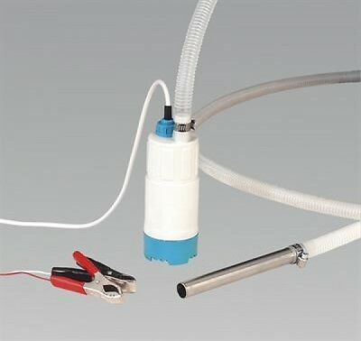 12Volt Submersible Transfer Pump (Sealey TP94)