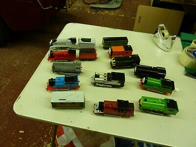 Tomy Trackmaster Thomas Tank Engine   Battery Toy Train As Pictures Choose