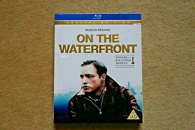 Blu-Ray  On The Waterfront          Brand New Sealed Uk Stock