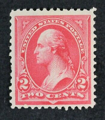 CKStamps: US Stamps Collection Scott#266 2c Washington Mint H OG