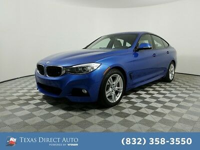 2016 BMW 3-Series 335i xDrive Texas Direct Auto 2016 335i xDrive Used Turbo 3L I6 24V Automatic AWD Hatchback