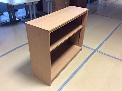 Beech Two Self Bookcase
