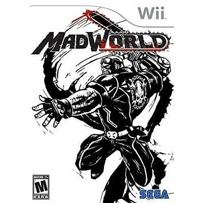 Madworld For Wii Game Only 6E