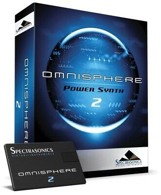 Omnisphere Power Synth 2 Spectrasonics Virtual-Instruments