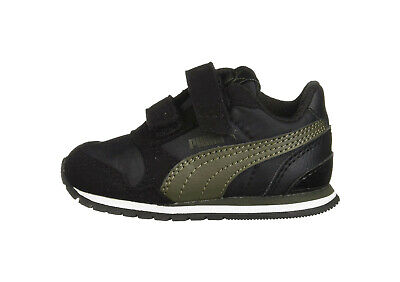 Details about Puma st Runner v2 Nl Jr Sneakers Shoes Trainers Nylon Low Top Shoes 365293 Black