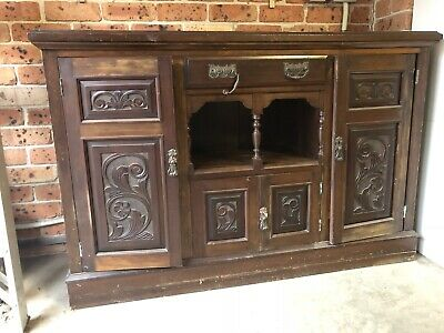 1900 Antique Chiffonier