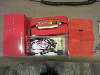 Ferrari 488, California Turbo - Battery Charger For Europe Only - P/N 70003481