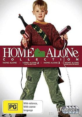 Home Alone 1 2 3 4 : New Dvd