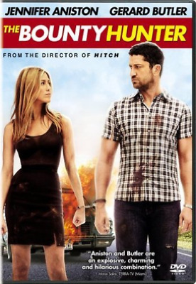 ANISTON,JENNIFER-Bounty Hunter DVD NEW