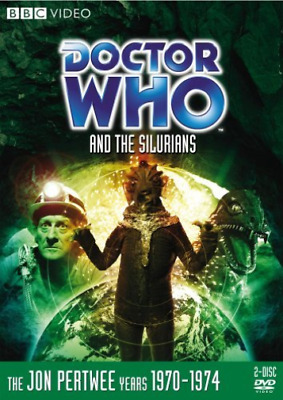 Doctor Who:ep 52 Silurians Dvd New