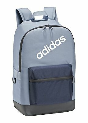9b7280ed06 ADIDAS - ZAINO - BACKPACK DAILY - 45x28,5x17cm - DM6109 - CARBON