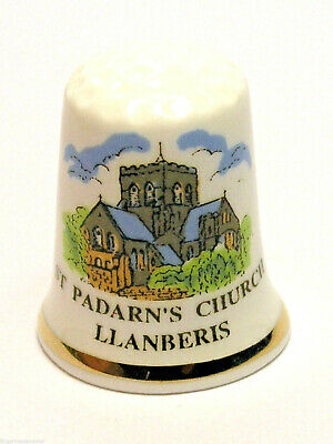 Fingerhut Thimble - St. Padarn's Church Llanberis