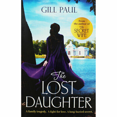 The Lost Daughter by Gill Paul (Paperback), Fiction Books, Brand New