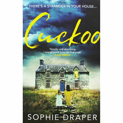 Cuckoo by Sophie Draper (Paperback), Fiction Books, Brand New