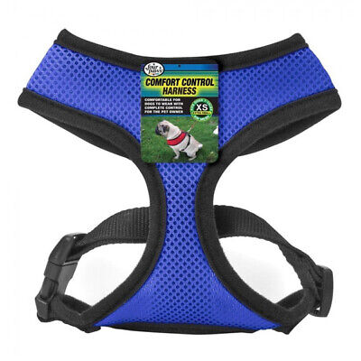 FOUR PAWS  - Comfort Control Harness X-Small Blue - 1 Harness