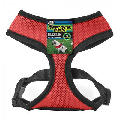 FOUR PAWS - Comfort Control Harness Medium Red - 1 Harness