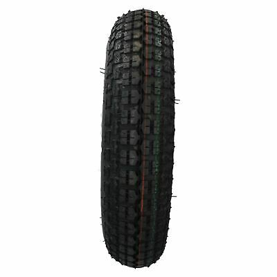"3.50 x 8"" 4 Ply High Speed Trailer Tyre Erde Daxara 100 101 102 Tubeless"