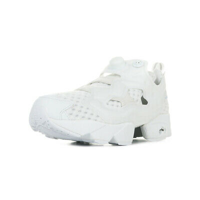 716081edb5672 Chaussures Baskets Reebok homme Instapump Fury OG CC taille Blanc Blanche
