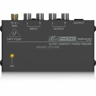 Behringer - PP400 Microphono