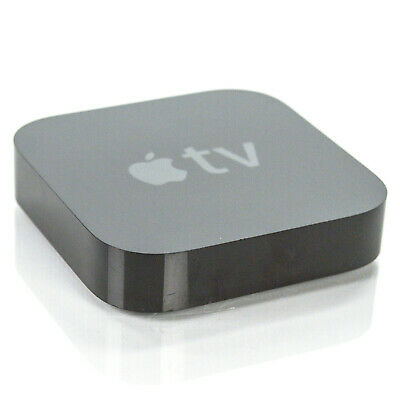 Apple TV (3rd Generation) Smart HD Media Streaming A1469 - No Remote/Cable