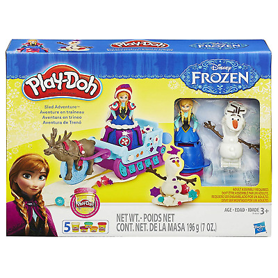 Play-Doh Sled Adventure Featuring Disney's Frozen