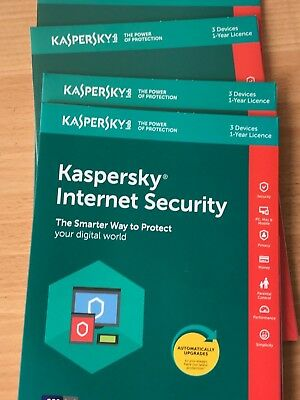 Kaspersky Internet Security 2018 2019 1 ANNO   Licenza 1 PC Nuovo ESD OFFERTA