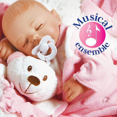 8e731a177476 PARADISE GALLERIES REBORN Baby Doll That Looks Real Happy Teddy - 19 ...