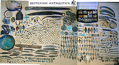 Successful active Ebay antiquities business for sale. PLEASE SEE ADDITIONAL NOTE