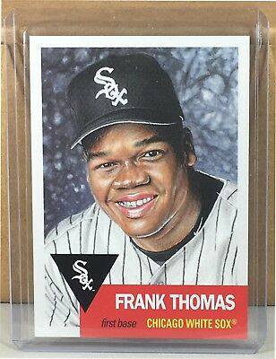 2019 Topps Living Set #133 Frank Thomas Chicago White Sox Hof Print Run 4163