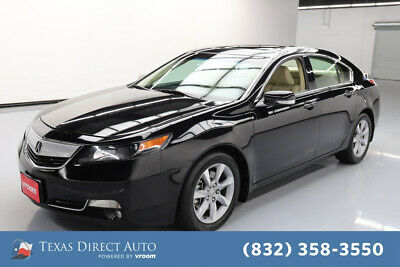 2012 Acura TL Auto Texas Direct Auto 2012 Auto Used 3.5L V6 24V Automatic FWD Sedan Premium