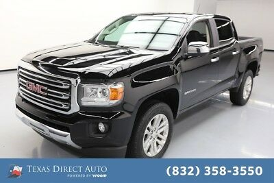 2015 GMC Canyon 4WD SLT Texas Direct Auto 2015 4WD SLT Used 3.6L V6 24V Automatic 4WD Pickup Truck Bose
