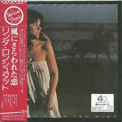 Linda Ronstadt - Hasten Down The Wind 2010 Japan Mini Lp Cd