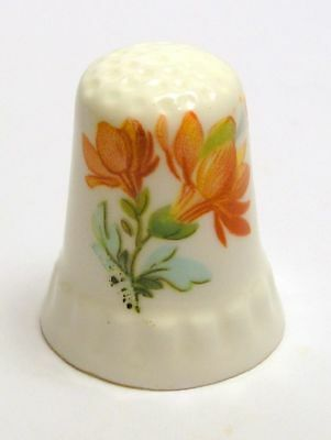 Fingerhut Thimble - Orange Blüten