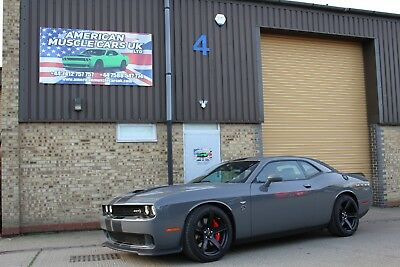 2018 Dodge Challenger Hellcat Automatic Only 500  Miles On Clock 707BHP Stunning