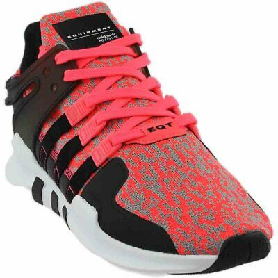 low priced 8fee1 b9d66 adidas Equipment Support Adv Running Shoes - Black - Mens