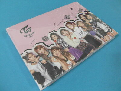 TWICE - TWICEcoaster : LANE 2 [B VER.] CD + PRE ORDER BENEFIT (9 PHOTOCARD SET)