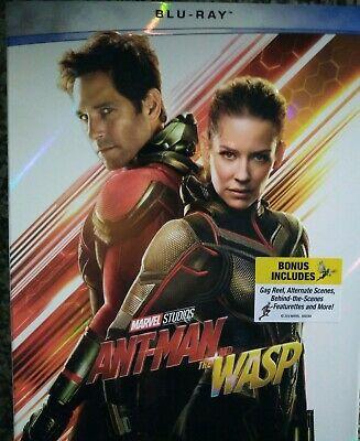 Ant Man And The Wasp Blu-ray