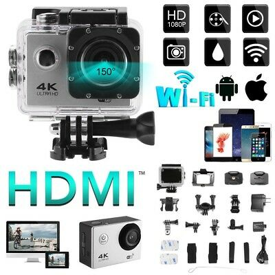 SJ9000 Wifi 1080P 4K Ultra HD Sport Action Camera DVR DV Camcorder Waterproof US