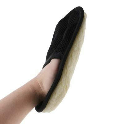 Car Styling Soft Cleaning Wool Glove Car Motorcycle For Car Care Cleaning Tool