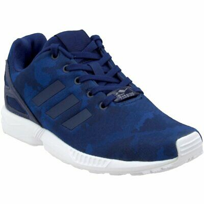 wholesale dealer f1ef4 2aa2d adidas ZX FLUX Running Shoes - White - Boys
