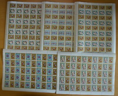 W215. Sharjah - MNH - Space - Astronauts - Full sheet - Wholesale