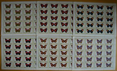 W215. Umm Al Qiwain - MNH - Nature - Butterflies - Full sheet - Wholesale