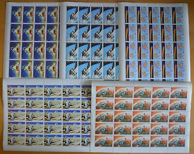 W215. Sharjah - MNH - Space - Apollo 16 - Full sheet - Wholesale