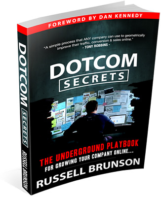 Dotcom Secrets : Underground Playbook for Growing Company by Russell (E-B00K)