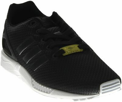 new style 69c32 b9375 ADIDAS ZX FLUX Casual Running Performance Shoes - Black - Boys